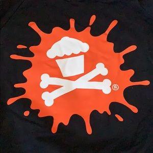 🧡 Johnny Cupcakes Nickelodeon Splat Hoodie 🧡
